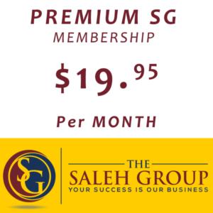 Premium SG Membership